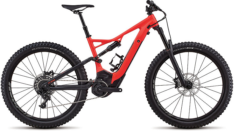 Turbo Levo FSR Comp Rouge