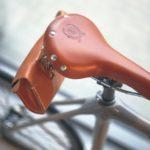 Selle vélo ancien