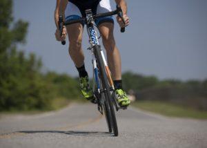 Cycliste amateur