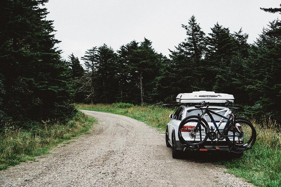 Transport vélo sur attelage