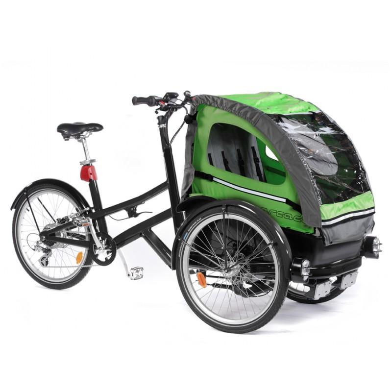 vélo cargo Arcade T Box