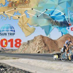 Sun Trip : vélo solaire entre Lyon et Chine