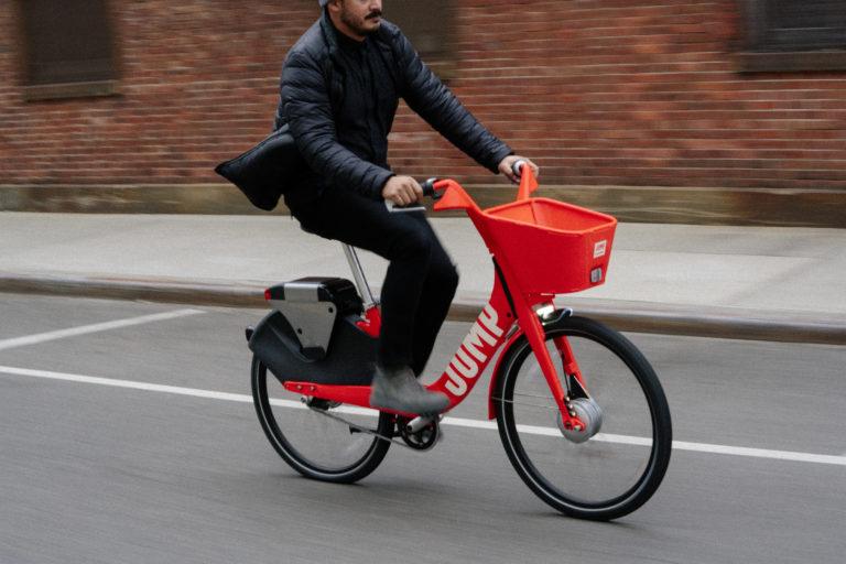 Vélo électrique Uber