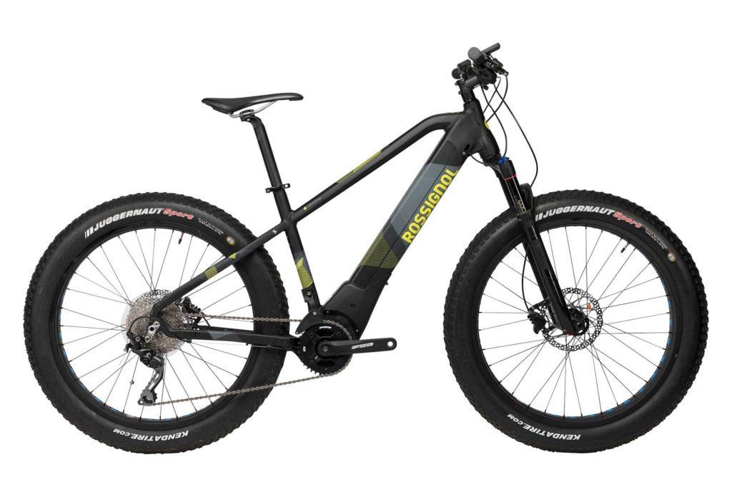 Fat bike Rossignol E-Track Fat