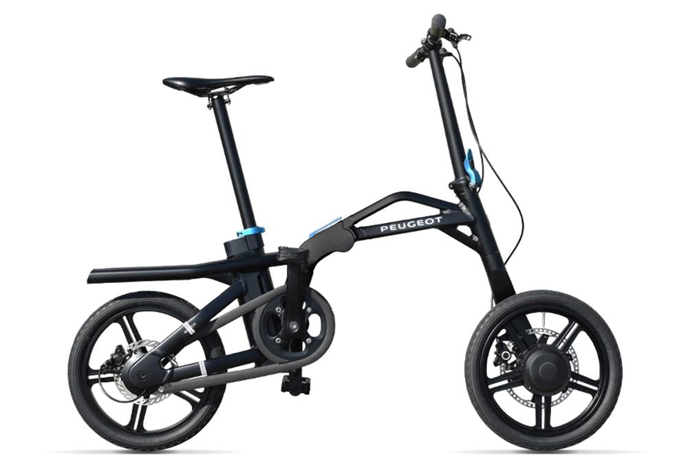 Vélo électrique Peugeot pliant eF01