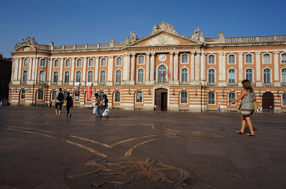 Toulouse place