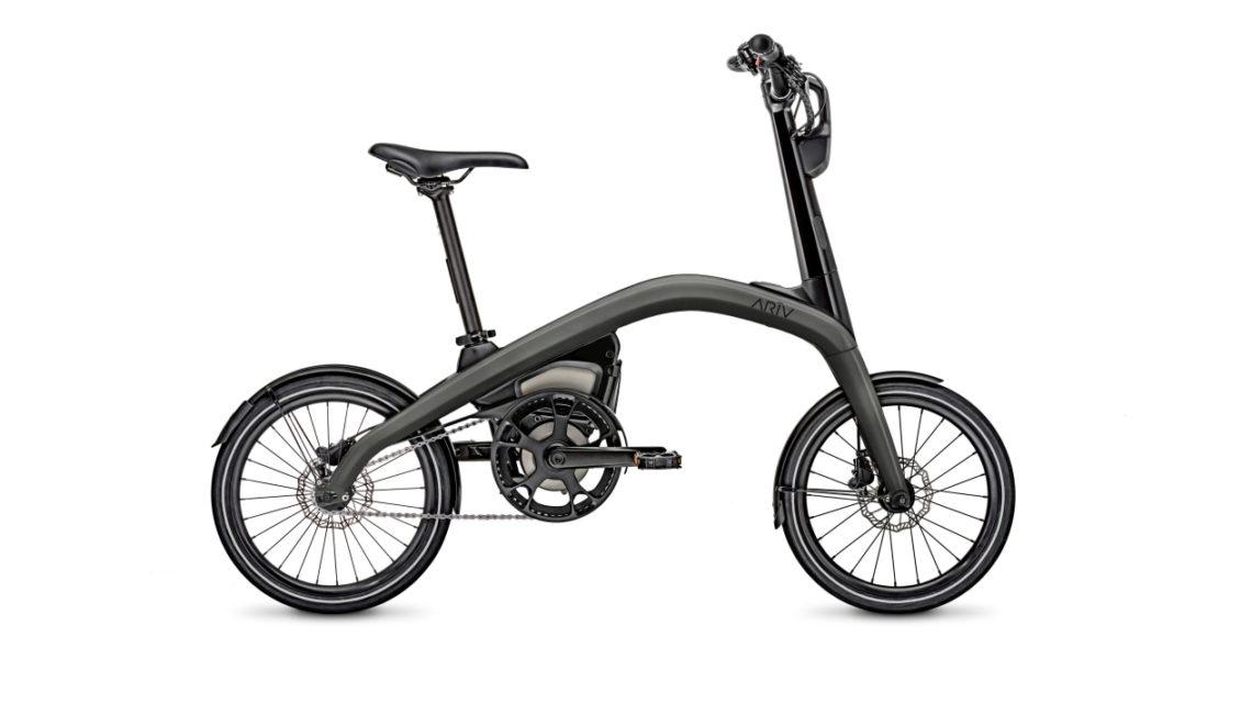 Vélo électrique Ariv General Motors