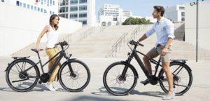 Nouveaux vélos électriques Peugeot