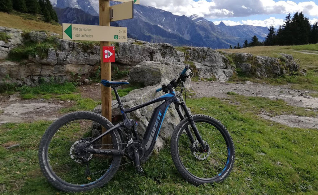 Bike Park VTT électrique