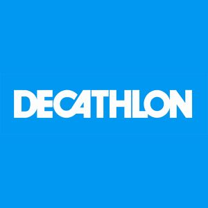 Logo Decathlon carré
