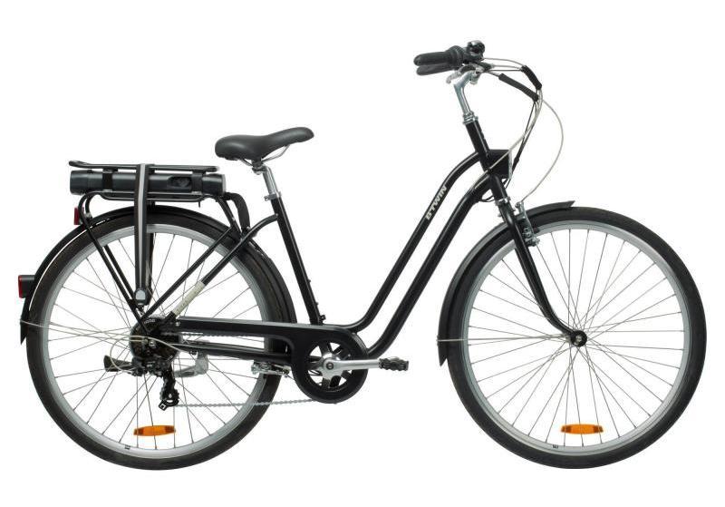 Vélo électrique de Ville Decathlon Elops 500 E