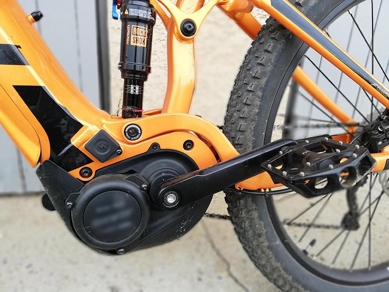 Vélo électrique haut gamme
