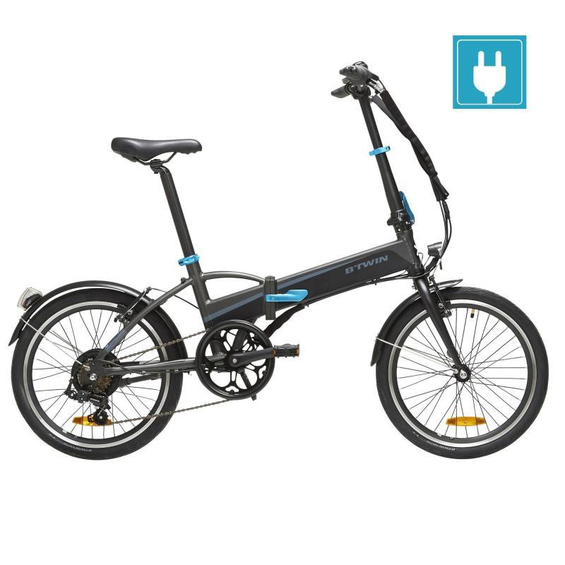 Vélo électrique pliant Decathlon