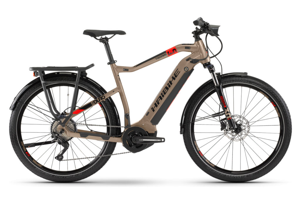 Vélo électrique Haibike SDuro Trekking 4.0