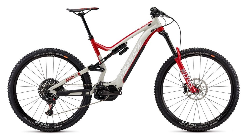 Commencal Meta Power 29 Team 2020