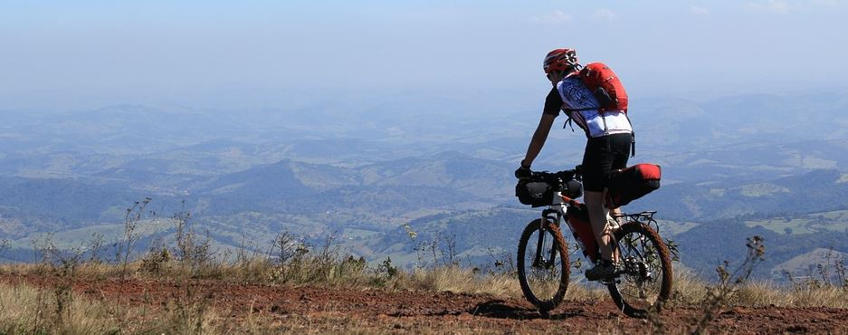 Sacoche VTT cyclotourisme