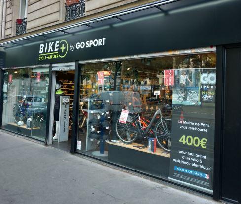 Magasin Bike + à Paris République