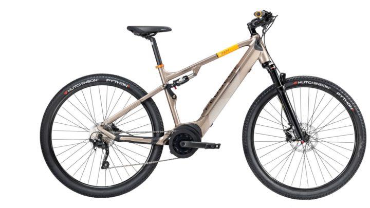 Vélo électrique Peugeot eT01