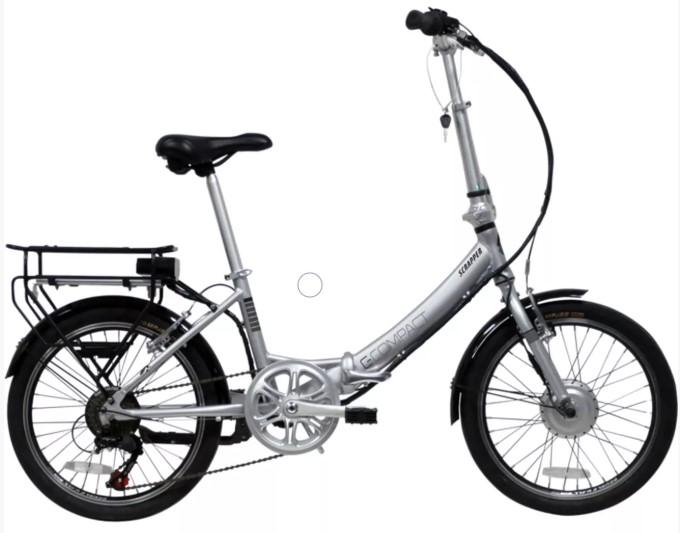Vélo électrique e-compact Scrapper