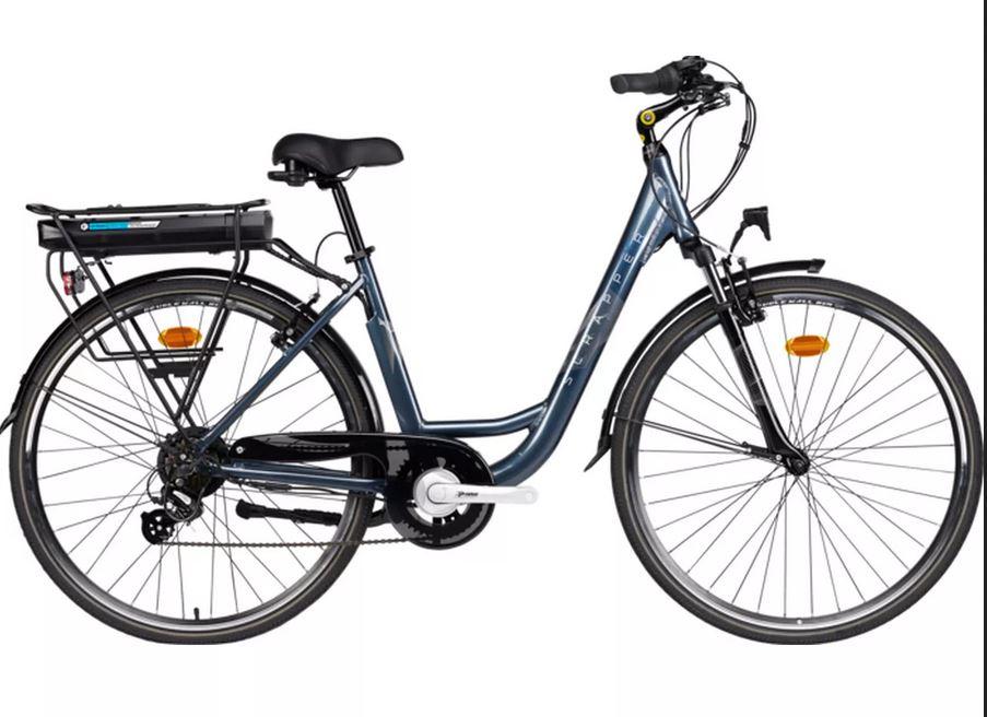 Vélo électrique e-urban Scrapper