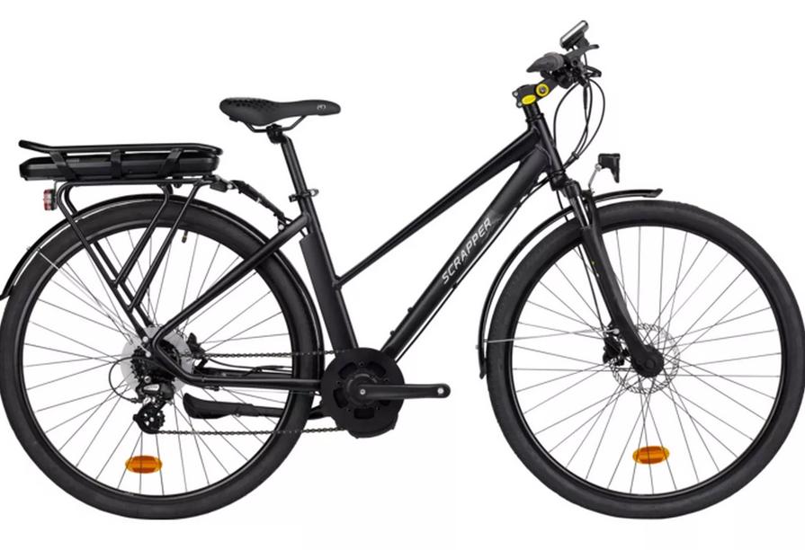 Vélo électrique Scrapper e-Mixt