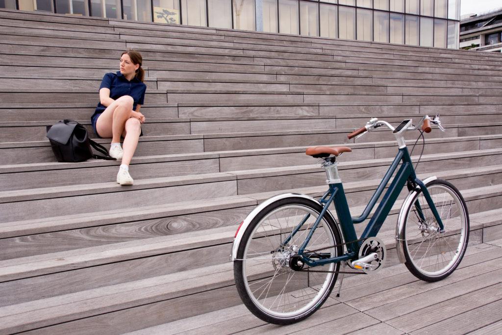 Vélo électrique Voltaire urbain