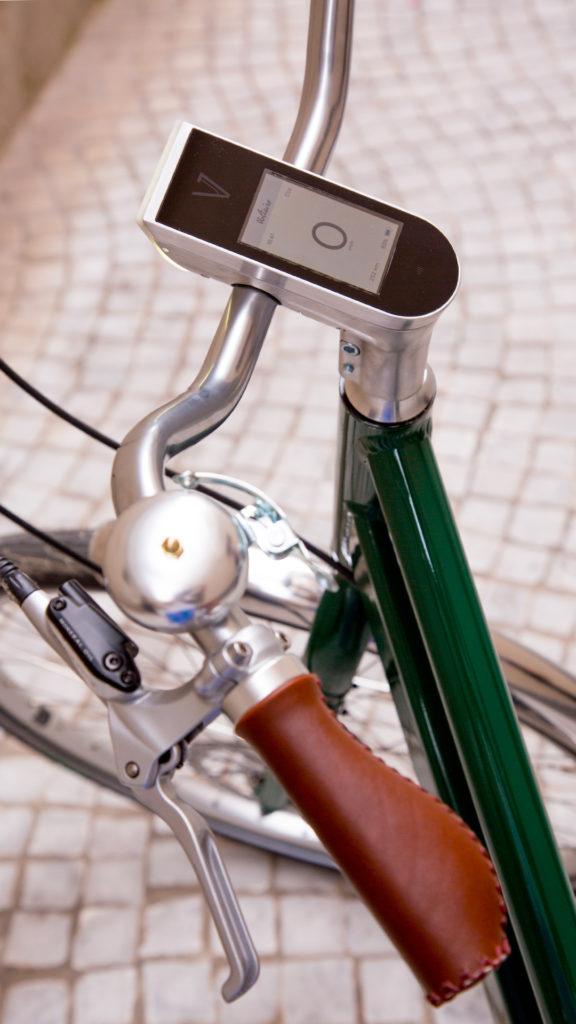 Ecran vélo électrique