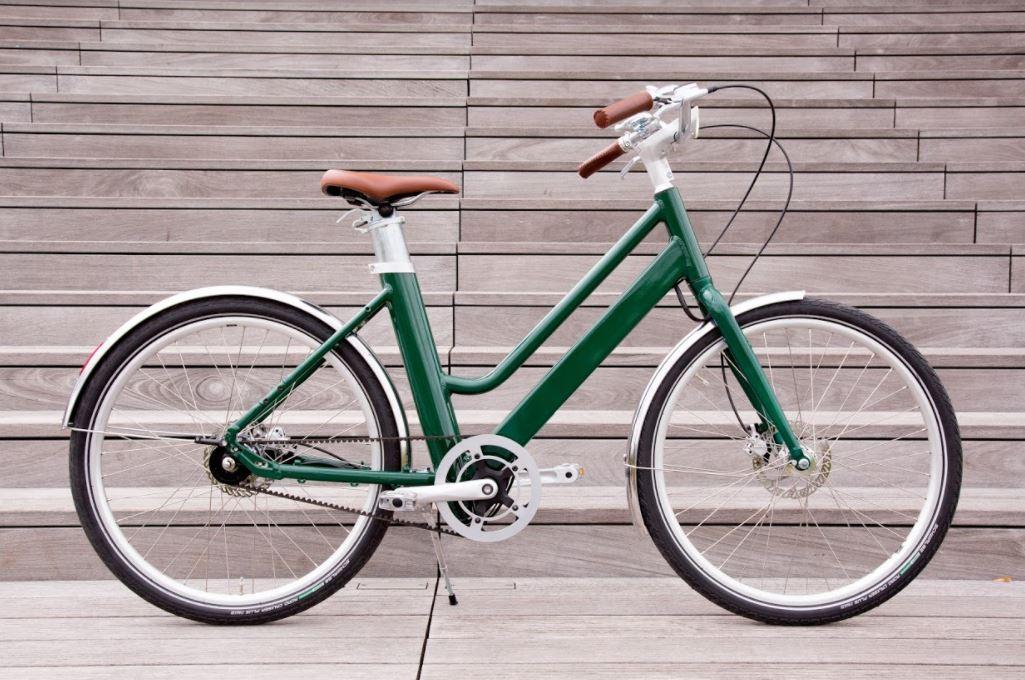 Vélo urbain Voltaire