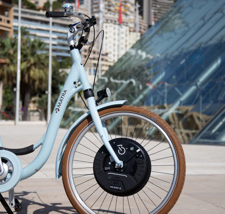 Kit vélo électrique SolexOn
