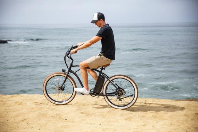 Vélo électrique cruiser