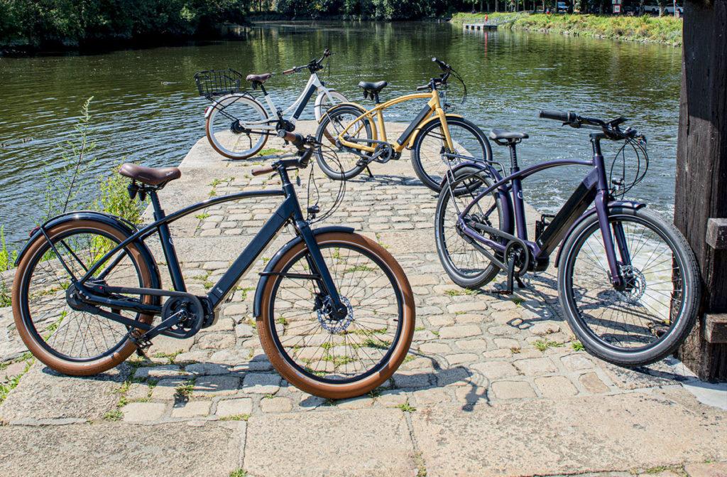 Vélo électrique Reine