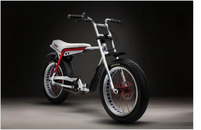 Vélo électrique PSG x Super 73