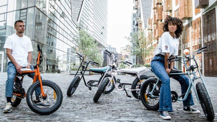 Vélo électrique Super 73