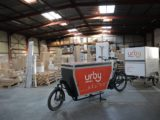 Livraison vélo cargo