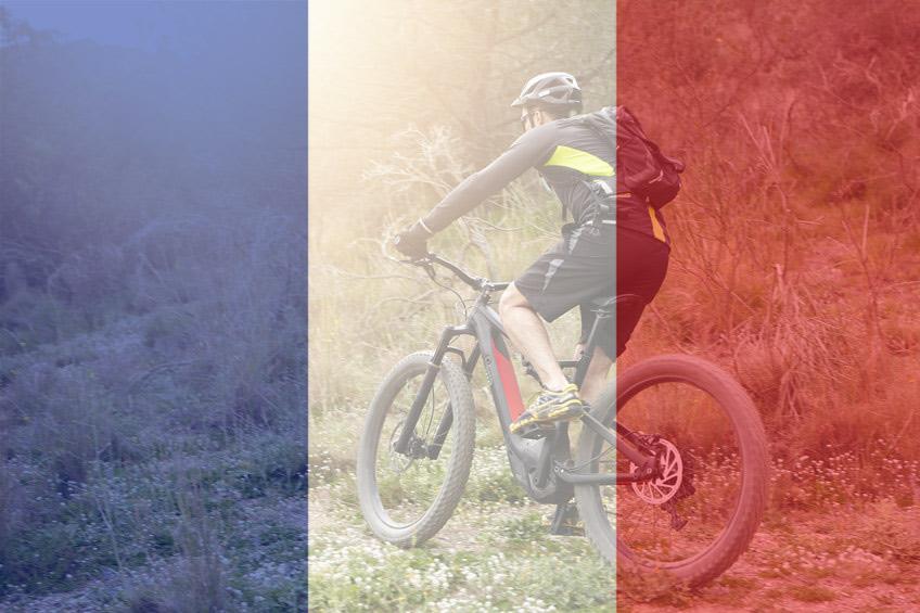 Ventes vélos électrique France