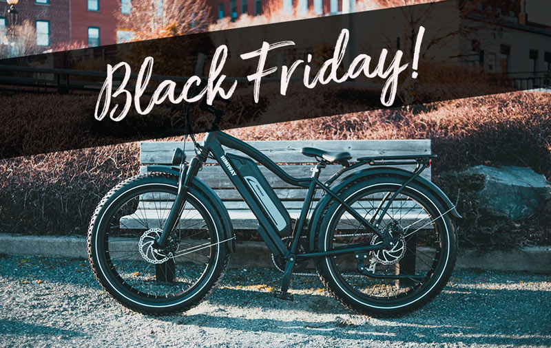 Vélo électrique Black friday