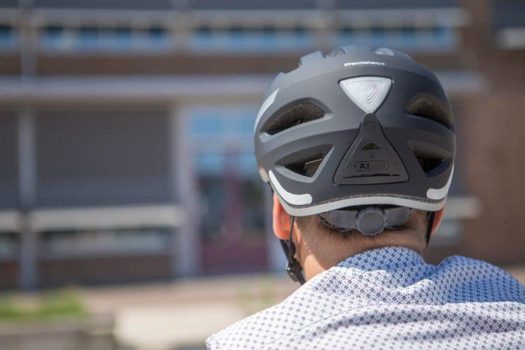 Casque vélo électrique urbain