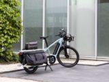 Vélo cargo Decathlon