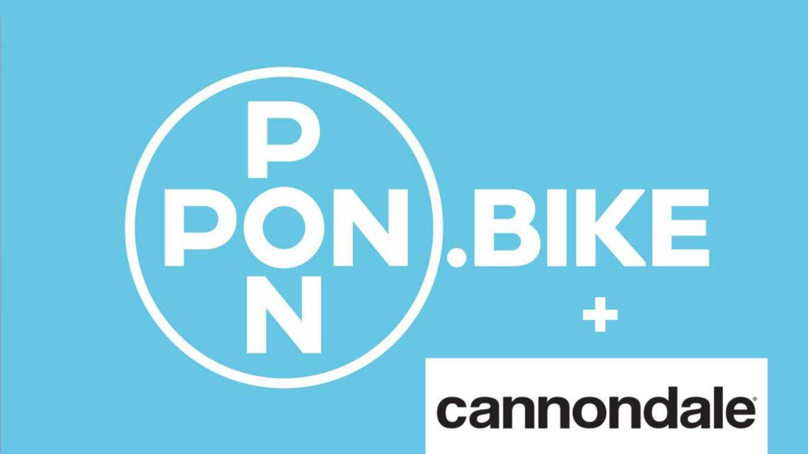 Pon Bike logo
