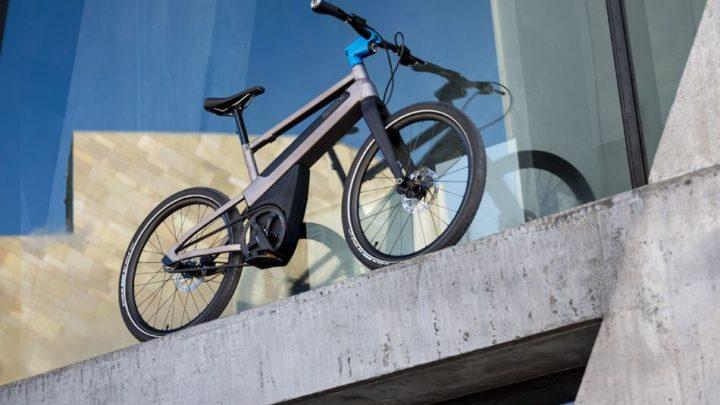Vélo électrique Iweech